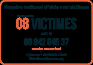 Numéro national d'aide aux victimes
